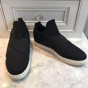 STEVE MADDEN | Laynie Wedge Sneaker